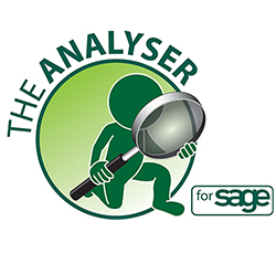The Analyser Logo